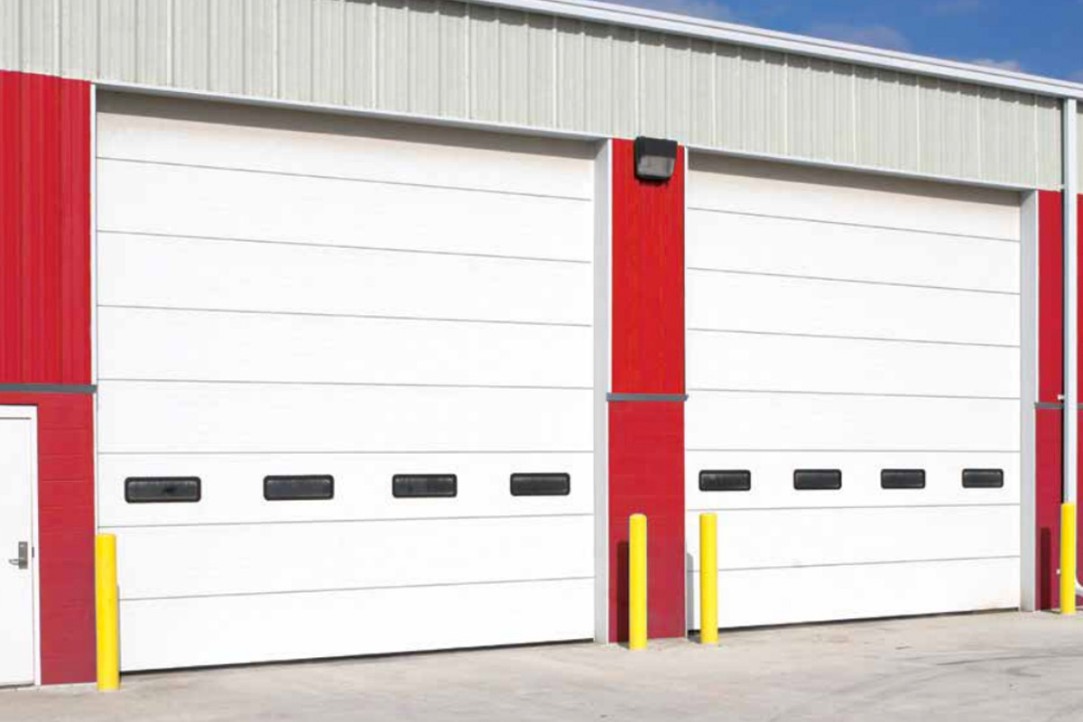 Wind Load Doors