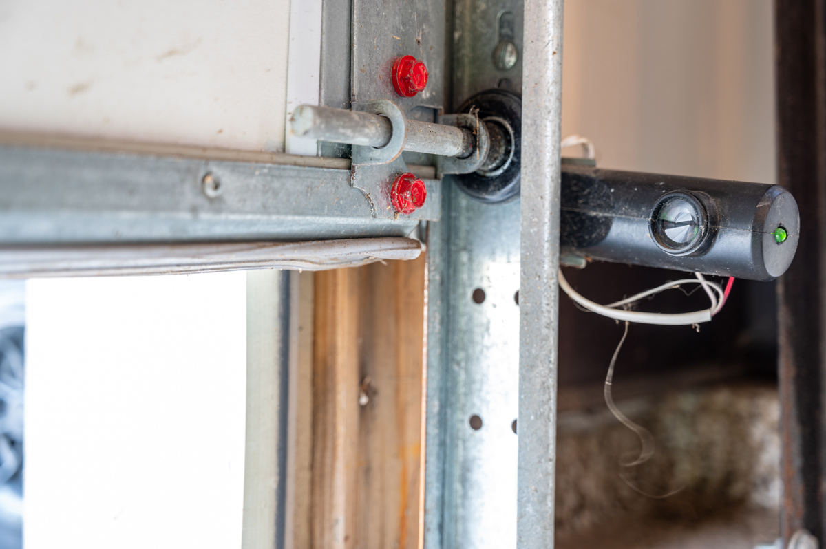 Garage Door Sensor Tips | Overhead Door Company of Macon