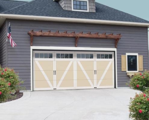 wind-load garage doors